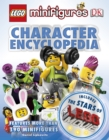 LEGO  Minifigures Character Encyclopedia LEGO  Movie edition - eBook