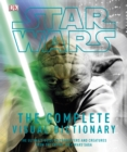 Star Wars The Complete Visual Dictionary - Book