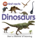 First Facts Dinosaurs - Book