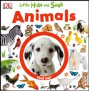 Little Hide and Seek Animals - eBook