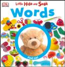 Little Hide and Seek Words - eBook