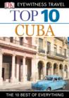 DK Eyewitness Top 10 Travel Guide: Cuba - eBook