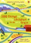 100 Things to do a Train - Book