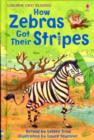 How Zebras Got Their Stripes - Book