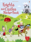Knights and Castles Sticker Book - Book