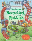 See Inside Rubbish and Recycling - Book