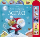 Noisy Touchy-feely Santa - Book
