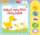 Baby's Very First Noisy Book - Book
