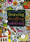 Drawing, Doodling and Colouring Book - Book