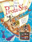 Wind-Up Pirate Ship - Book
