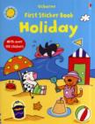 My First Sticker Book : Holiday - Book