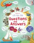 Lift the Flap Questions and Answers - Book
