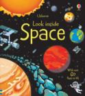 Look Inside Space - Book