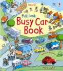 Pull-back Busy Car Book - Book