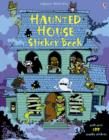 Haunted House Sticker Book - Book