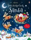 First Sticker Book : Santa - Book