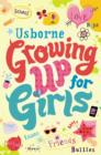 Girl's Growing up Book - Book