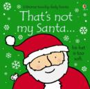 That's Not My Santa - Book