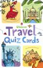 Travel Quiz Cards - Book
