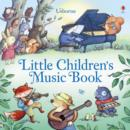 Little Children's Music Book - Book