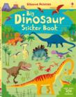 Big Dinosaur Sticker book - Book