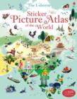 Sticker Picture Atlas of the World - Book