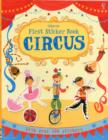 First Sticker Book Circus - Book