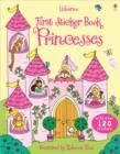 First Sticker Book Princesses - Book