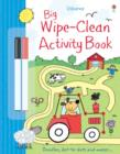 Big Wipe Clean Activity Book - Book