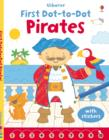 First Dot-to-Dot Pirates - Book