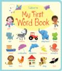My First Word book - Book