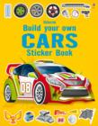 Build Your Own Car Sticker Book - Book