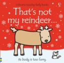 That's Not My Reindeer - Book