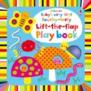 Baby's Very First Touchy-Feely Lift the Flap Playbook - Book