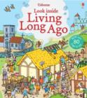Look Inside Living Long Ago - Book