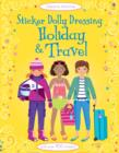 Sticker Dolly Dressing Holiday & Travel - Book