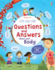 Lift the Flap Questions and Answers about your Body - Book