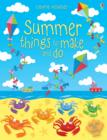 Summer Things to Make and Do - Book