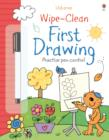 Wipe-Clean First Drawing - Book