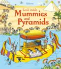 Look Inside Mummies and Pyramids - Book