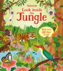 Look Inside the Jungle - Book