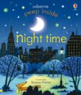 Peep Inside Night-Time - Book