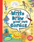 Write and Draw Your Own Comics - Book