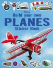 Build your own Planes Sticker Book - Book