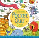 Pocket Quiz Book - Book