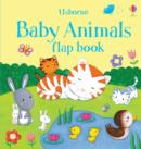 Baby Animals Flap Book - Book