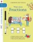 Wipe-Clean Fractions 7-8 - Book