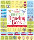 Step-by-Step Drawing Book - Book