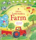 Look Inside a Farm - Book