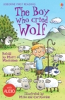 The Boy Who Cried Wolf : Usborne First Reading: Level Three - eBook